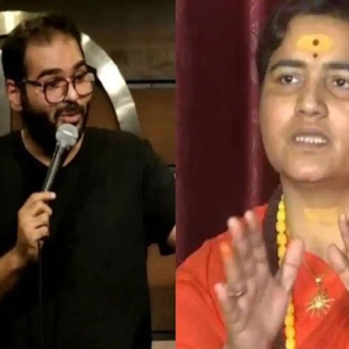 'Why no action against Pragya Thakur?': Twitter after IndiGo, Air India ban Kunal Kamra from flying