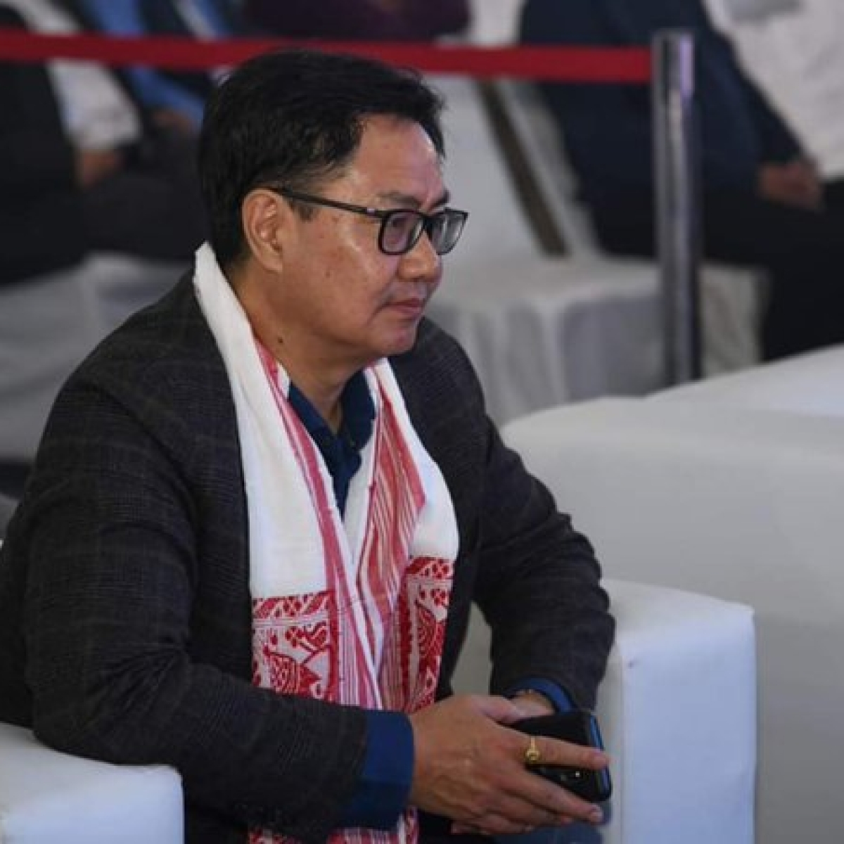 Sports Minister Kiren Rijiju welcomes IOC's decision