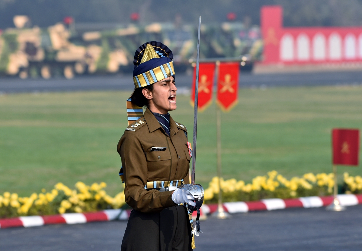 Who is Tania Shergill? First female parade adjutant for Republic Day parade