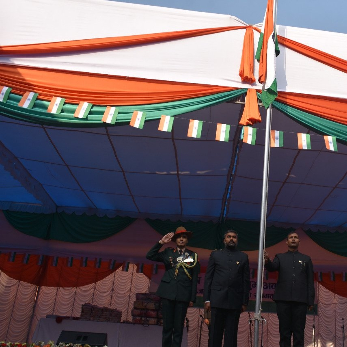 India donates ambulances to Nepal on 71st Republic Day