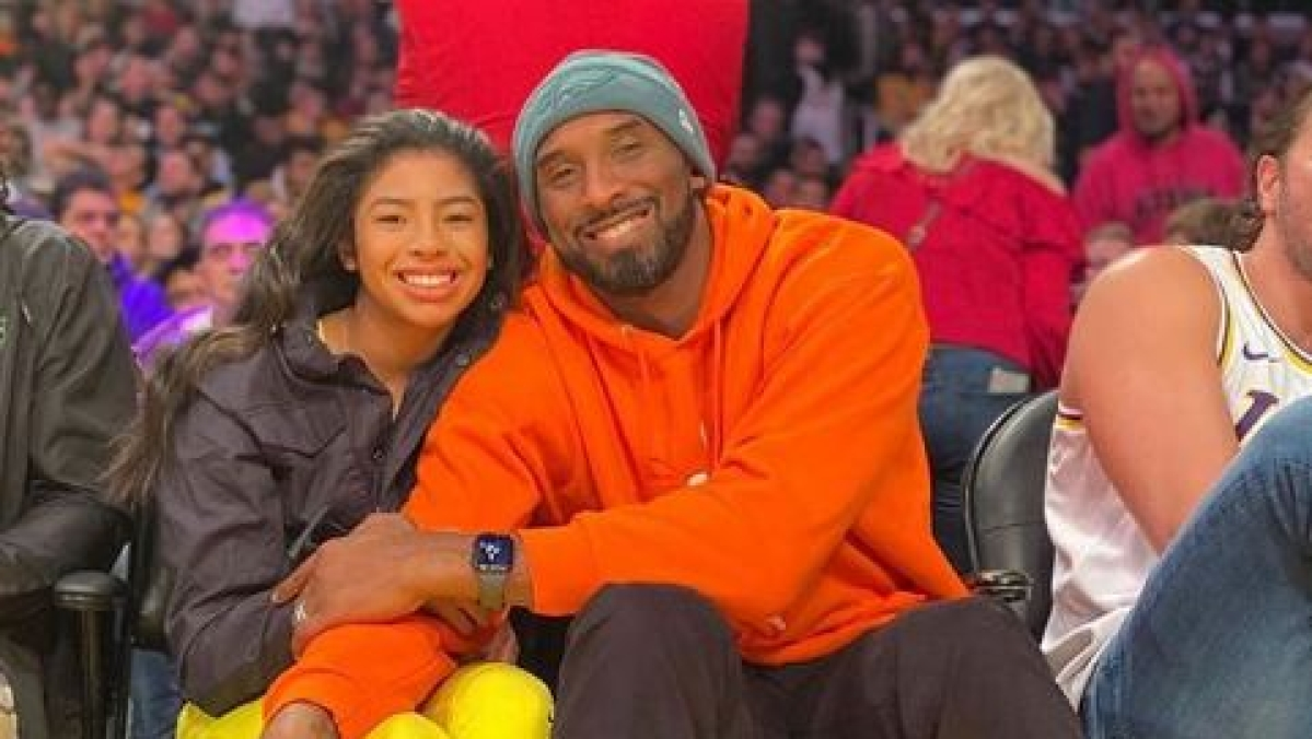 'Completely devastated by the sudden loss': Vanessa Bryant opens up on Kobe and Gianna's demise