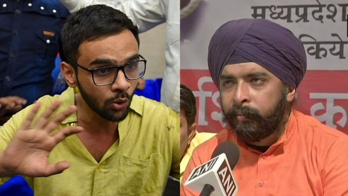 'Find a better lie': Umar Khalid slams Bagga for claiming 'Hinduon se Azaadi' was chanted in support of JNU