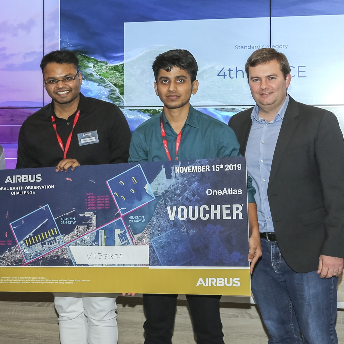 Bhopal: Start-ups entrepreneurs Vibhu & Ayush secure 4th rank in international contest