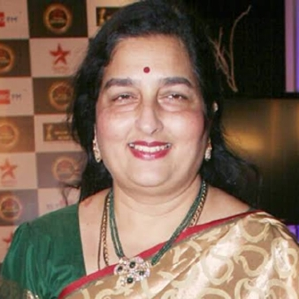 Does singer Anuradha Paudwal have a secret daughter?