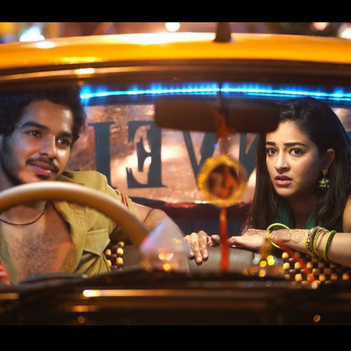 'Khaali Peeli' teaser: Ishaan Khatter, Ananya Panday's masala entertainer promises a 'mad ride'