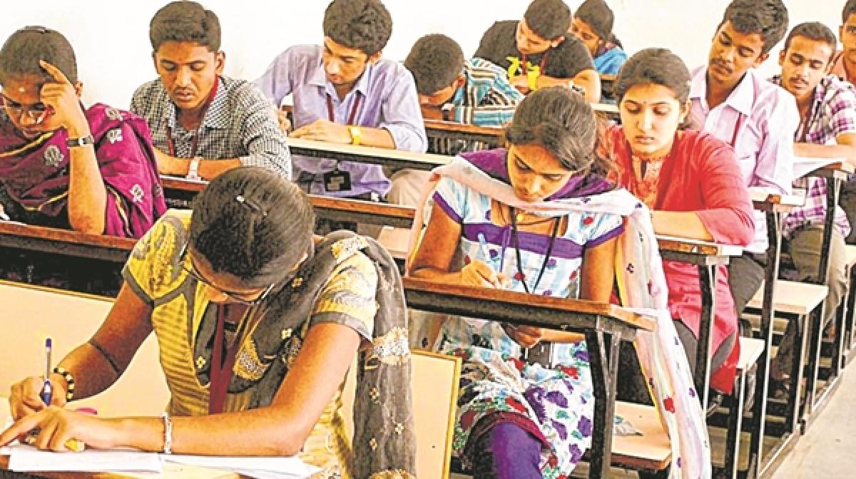 104 Maha students attend Pariksha pe Charcha