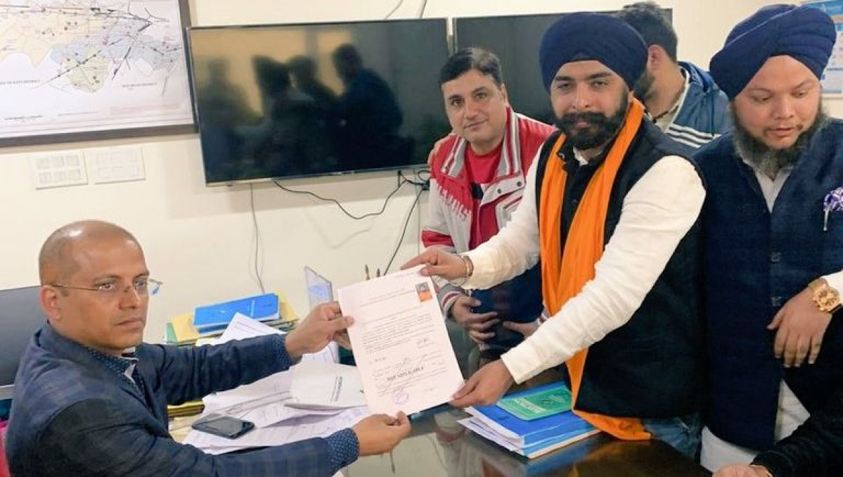 From attacking Prashant Bhushan to getting a BJP ticket: The rise of Tajinder Singh Bagga