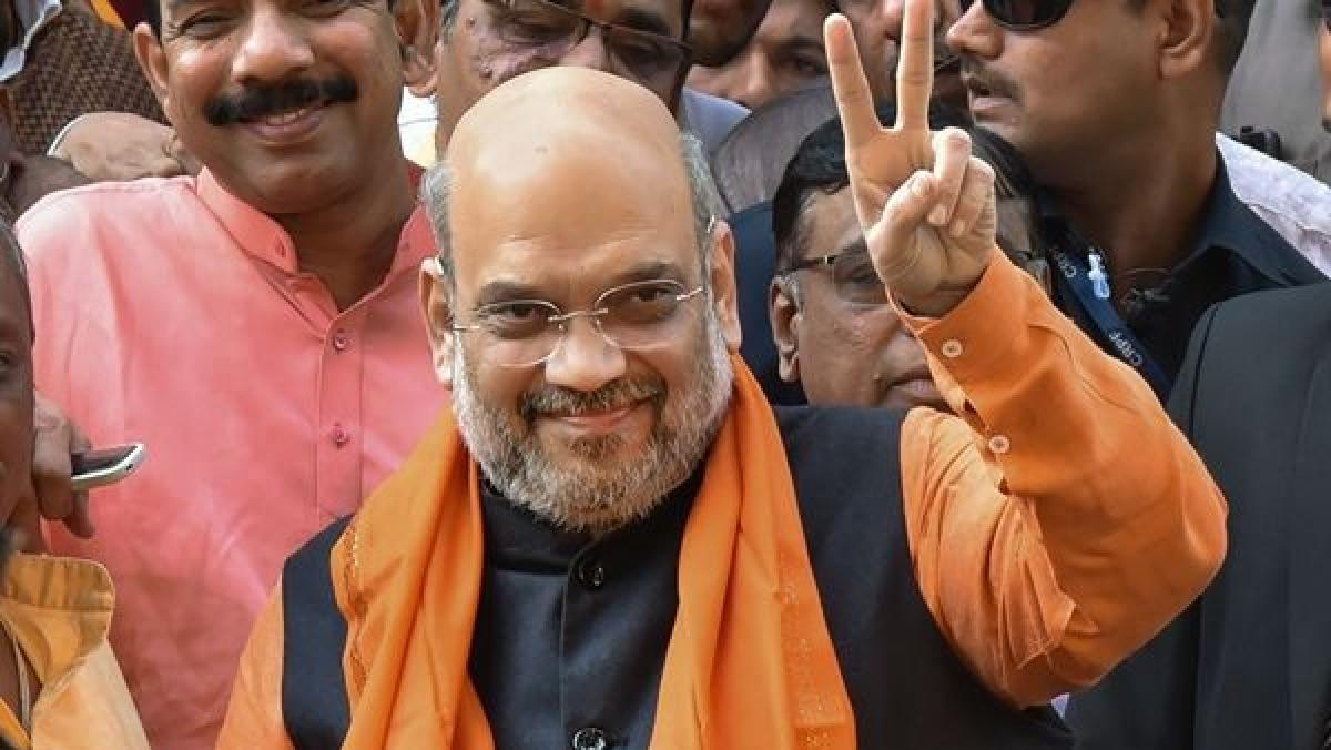 Amit Shah & Delhi polls: Fighting against all odds