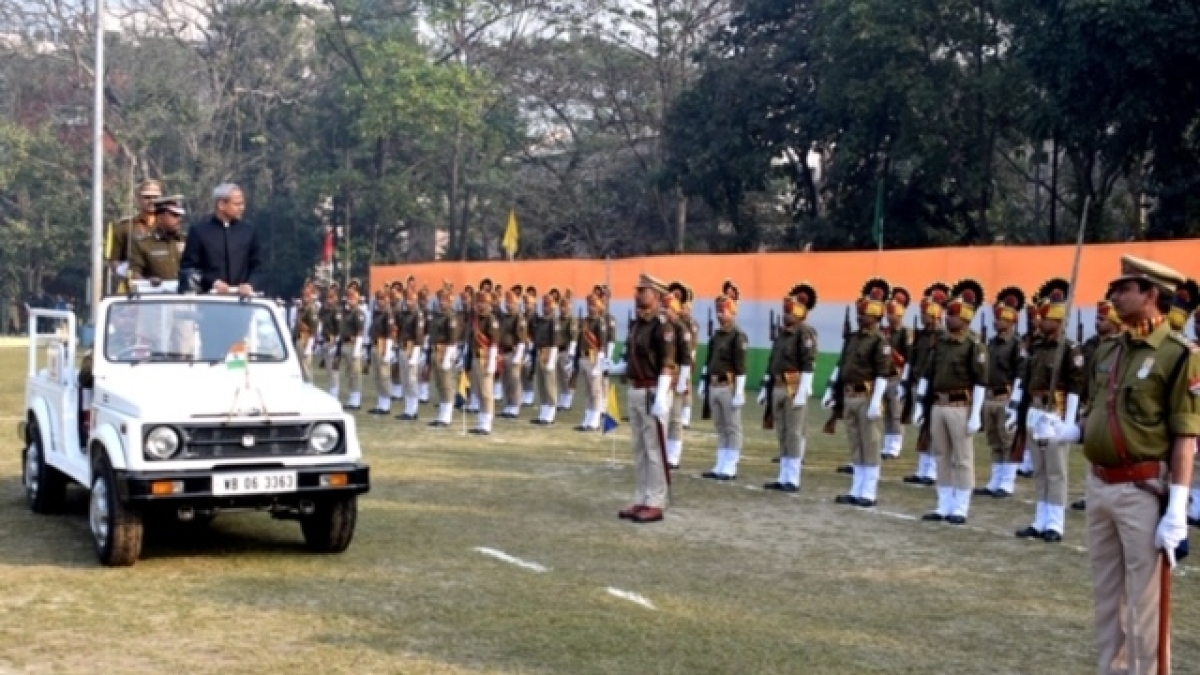 South Eastern Railway Celebrates 71st Republic Day