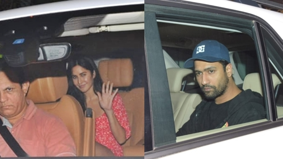 'Bhoot in a hood': Vicky Kaushal goes undercover while visiting rumoured girlfriend Katrina Kaif
