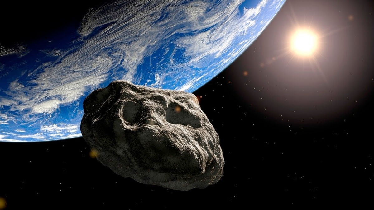 Asteroid twice the size of Big Ben to skim past Earth