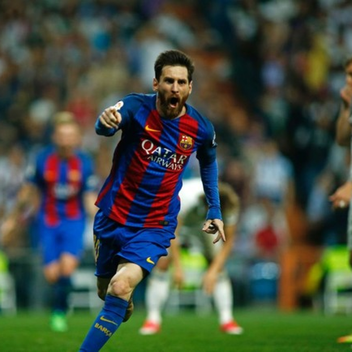Always willing to reduce salaries in exceptional situation: Messi