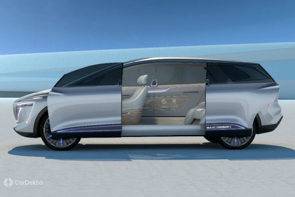 Auto Expo 2020: MG to showcase Vision-i Concept MPV with 5G cockpit
