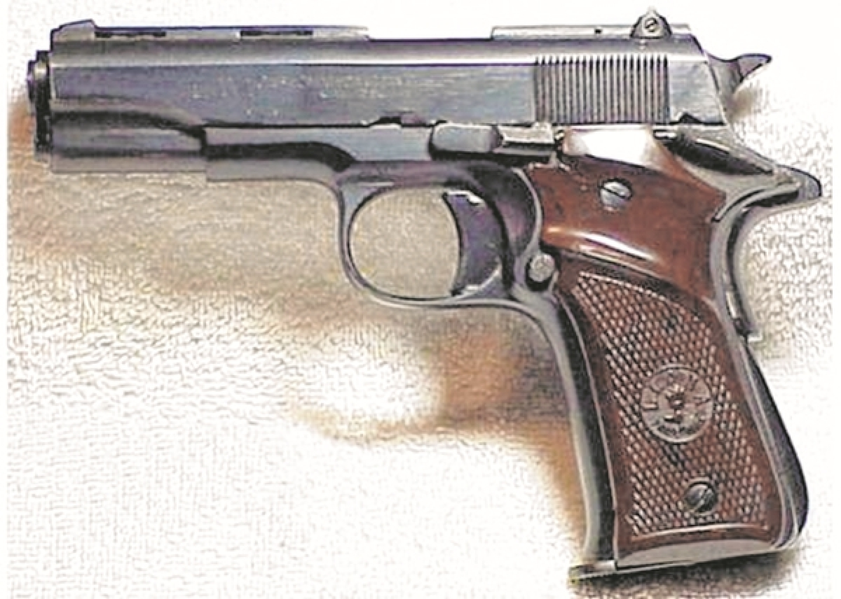 Mumbai: Youth held with country-made revolver at Andheri
