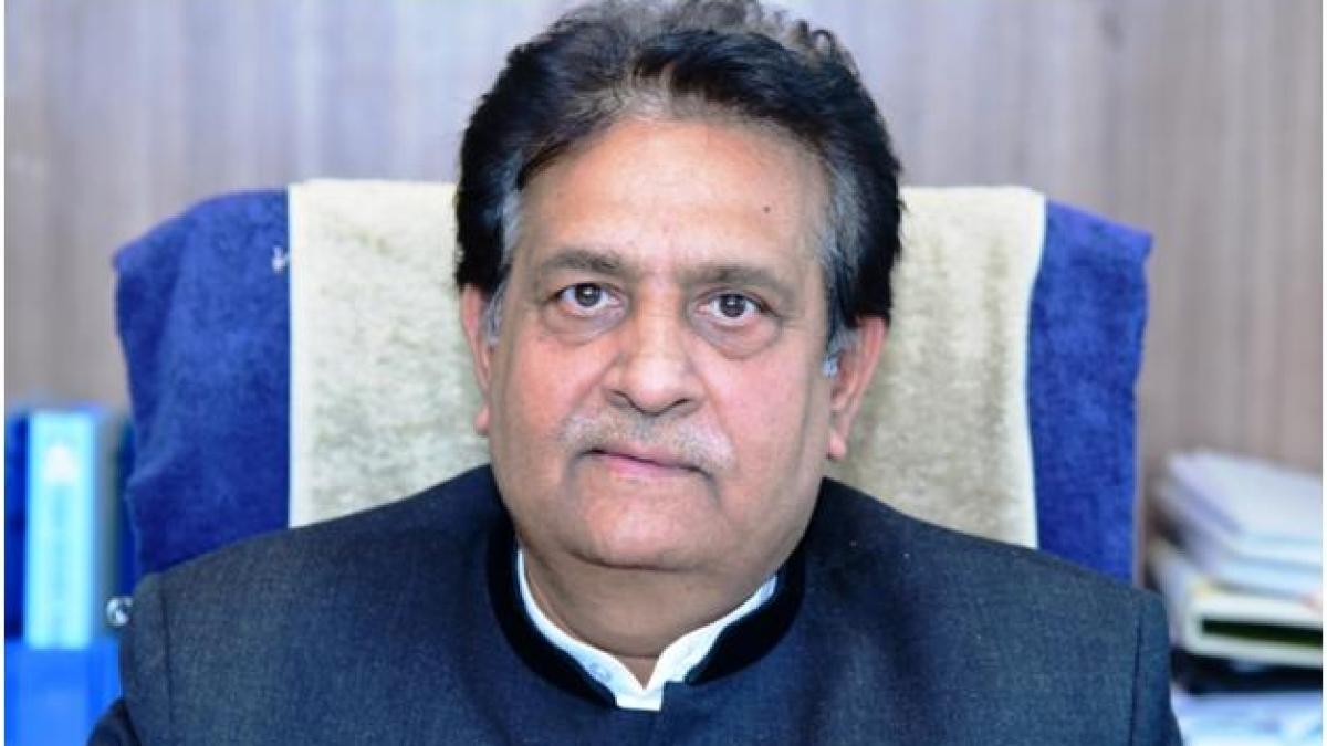 Akhileshwar Singh appointed Director (Finance), SJVN