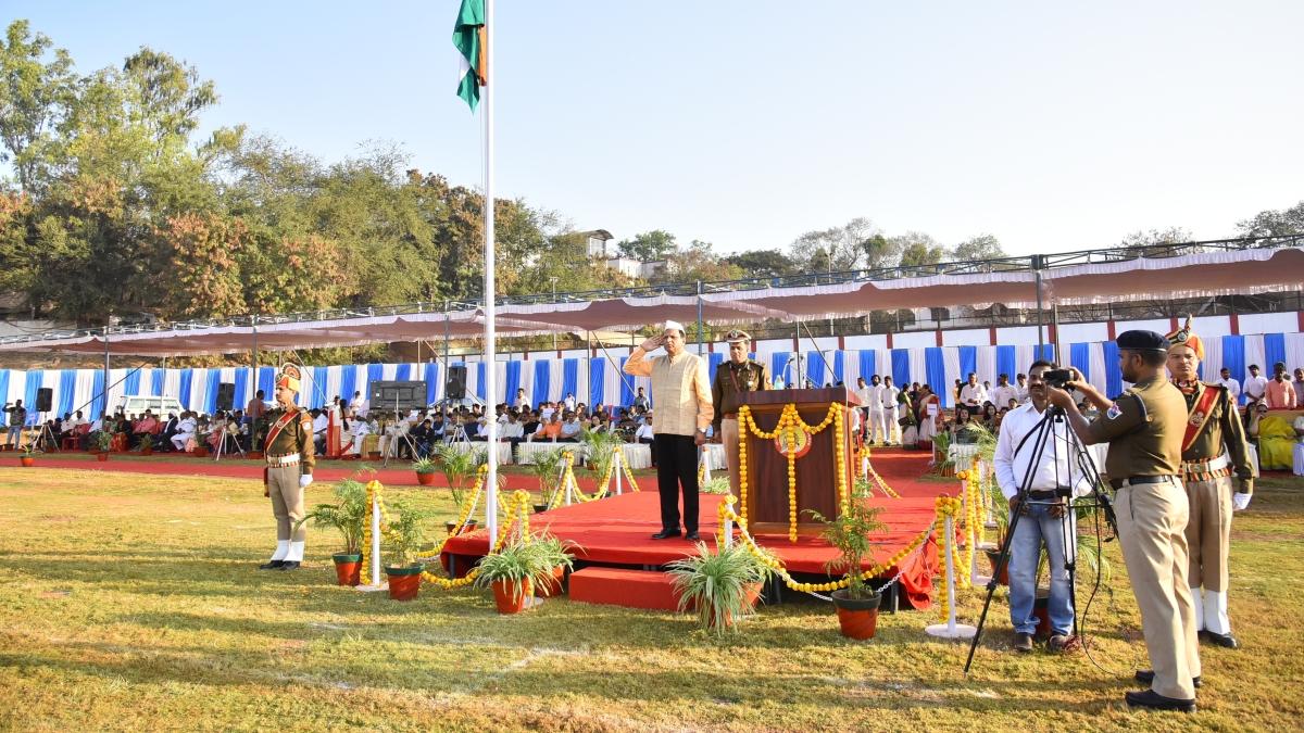 South Western Railway Celebrates 71st Republic Day