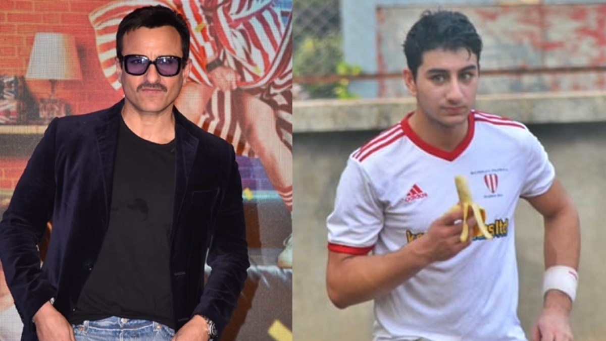 'Will leave girls and pubs to him': Saif Ali Khan intimidated by doppelganger son Ibrahim