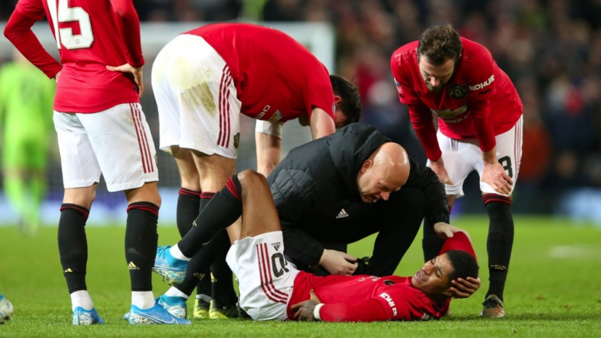FA Cup: Manchester United's 1-0 victory over Wolves marred by Rashford injury