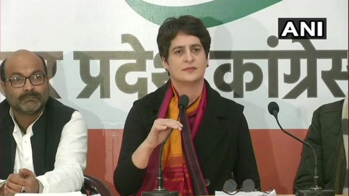 Priyanka Gandhi slams CBSE over board exam plans amid COVID-19 spike in India