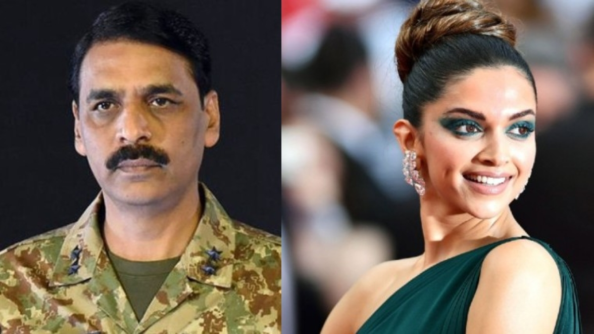 'Standing with youth and truth': Pak Army Gen Asif Ghafoor hails Deepika, deletes tweet later