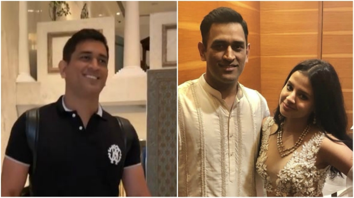 MS Dhoni's wife Sakshi takes a shot at poetry during lockdown due to coronavirus