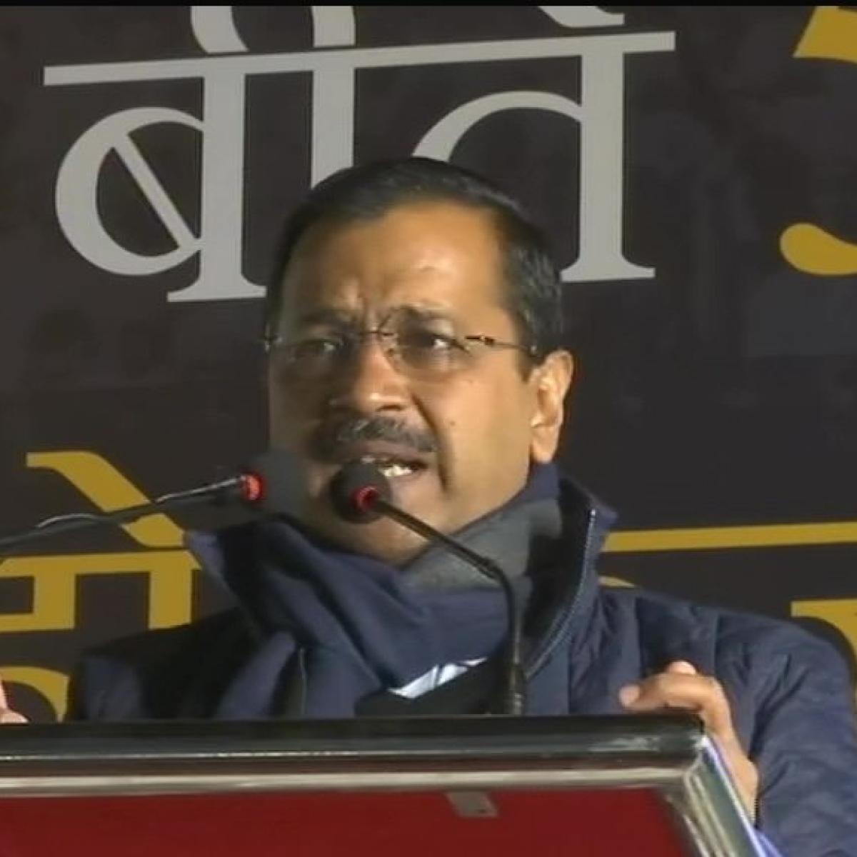 BJP bringing in 'outsiders' for campaigning in Delhi polls: Arvind Kejriwal