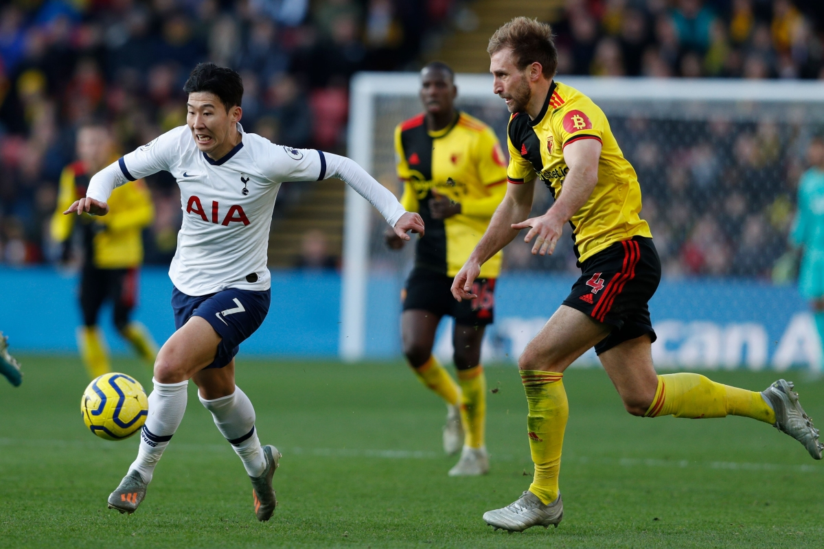 Watford stalemate hits Spurs Euro hopes