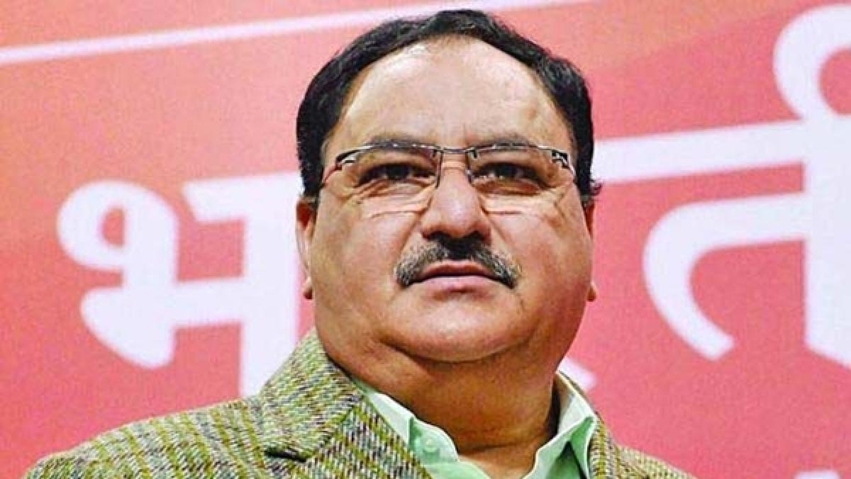 'Kejriwal must tell Delhi why is he supporting 'tukde tukde' gang': Nadda slams AAP govt over prosecution of Kanhaiya Kumar
