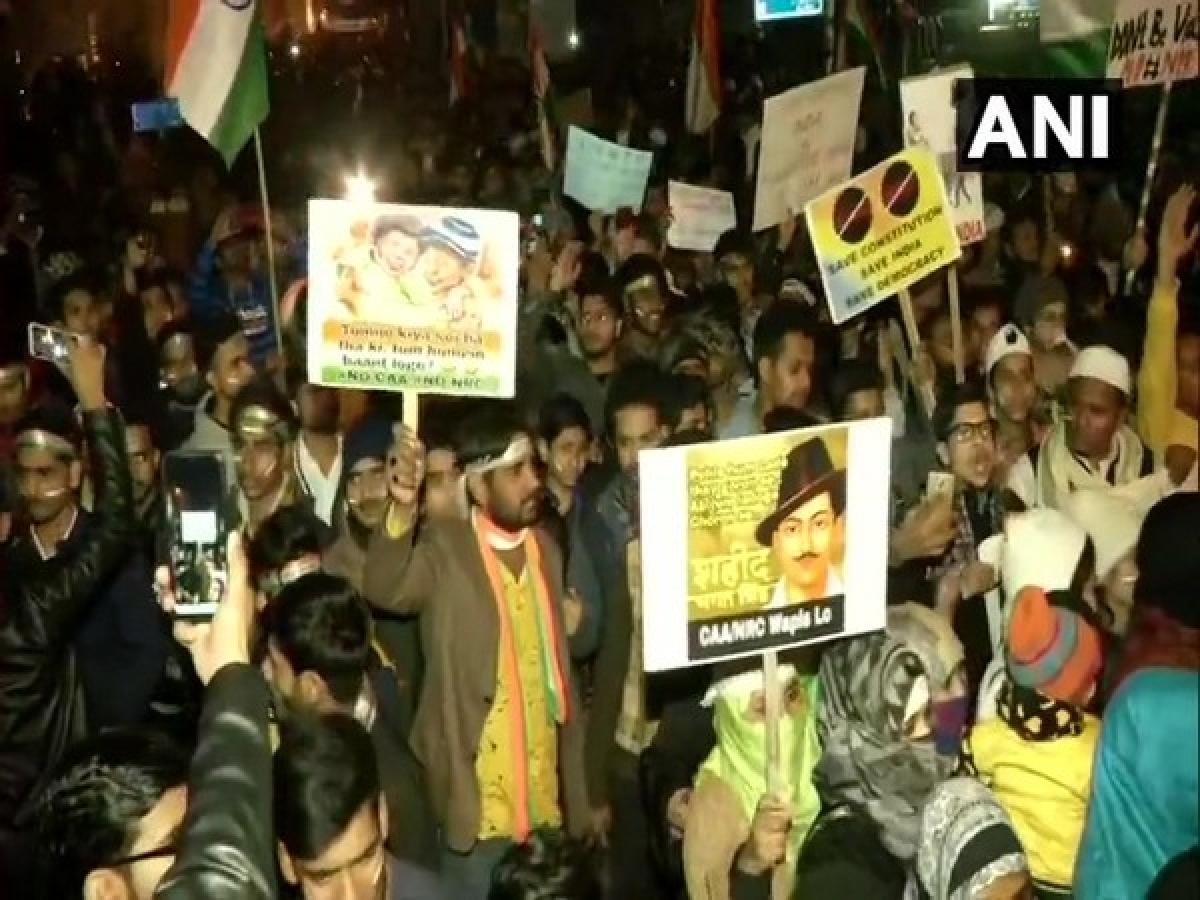 Complaint filed against protestors in Shaheen Bagh for blocking road: Delhi Police
