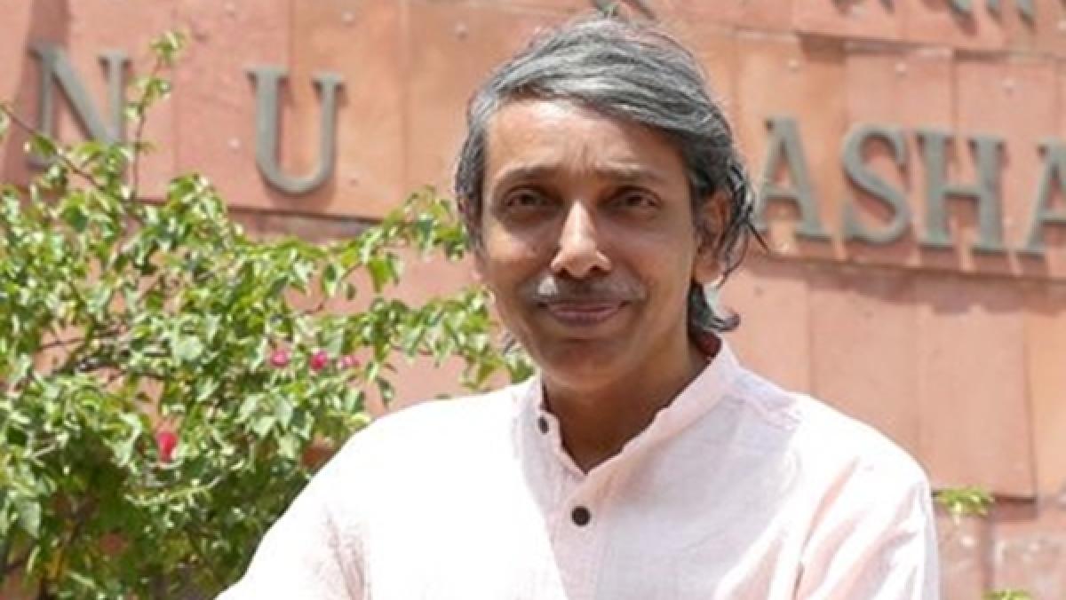 VC Mamidala Jagadesh Kumar