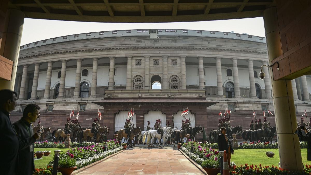 After Rashtrapati Bhavan, Lok Sabha staffer tests COVID-19 positive