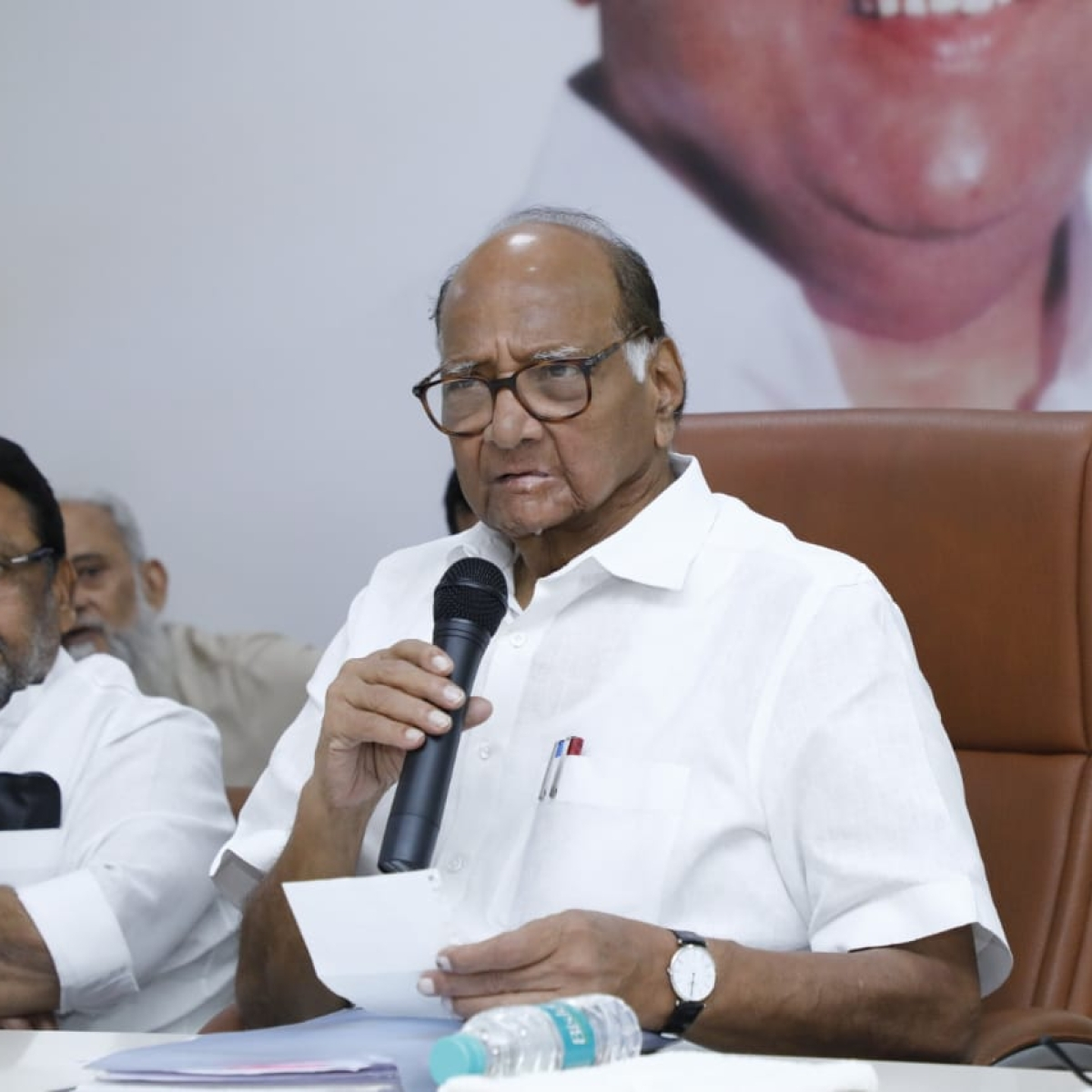 'Tribals are the original inhabitants': Sharad Pawar backs tribals for recognition of their indigenousness