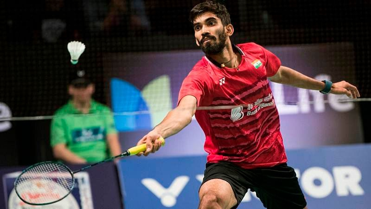 Khelo India will help kids become Olympic medallists, says Indian shuttler Kidambi Srikanth