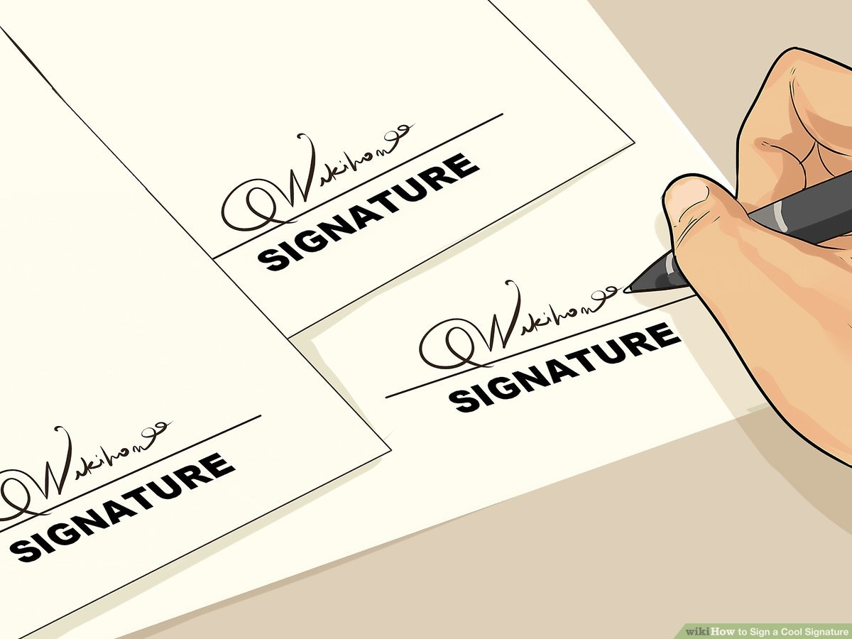 Doc Destiny: Your signature can be telling