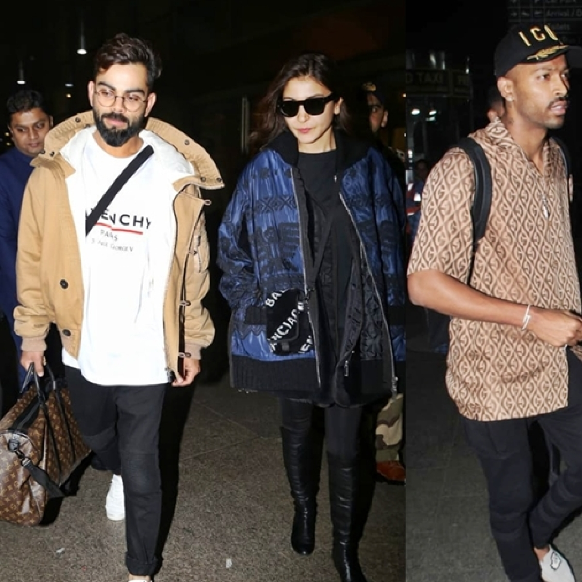 Virat-Anushka, Hardik-Natasa, KL Rahul-Athiya: Couples are back in the bay post New Year vacay
