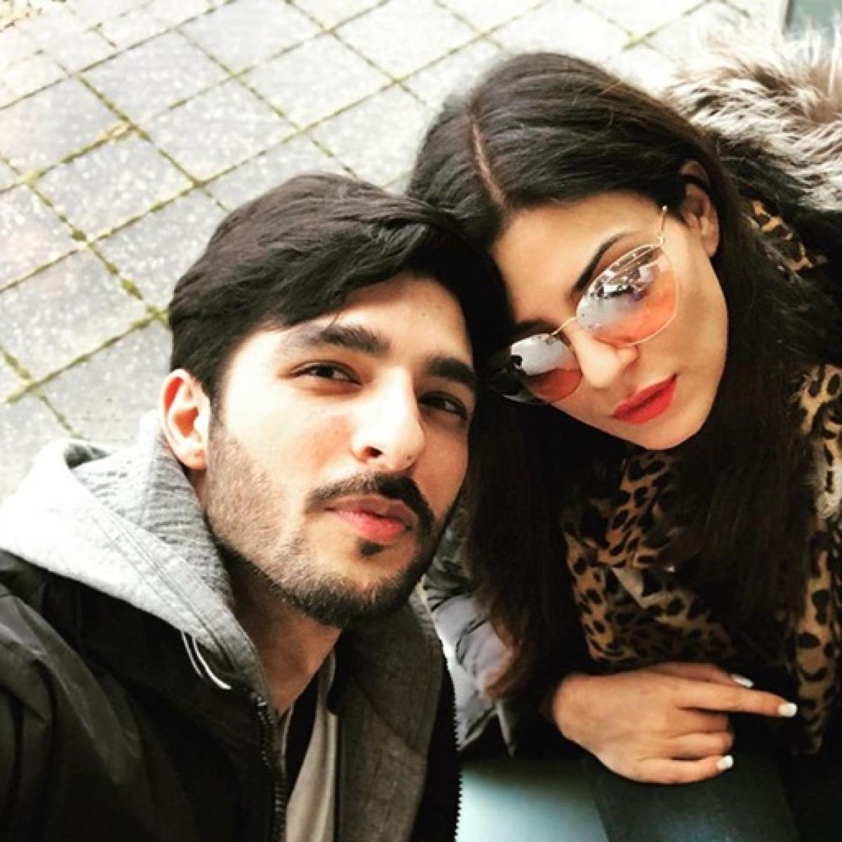 Sushmita Sen's post for boyfriend Rohman Shawl's birthday will melt your heart
