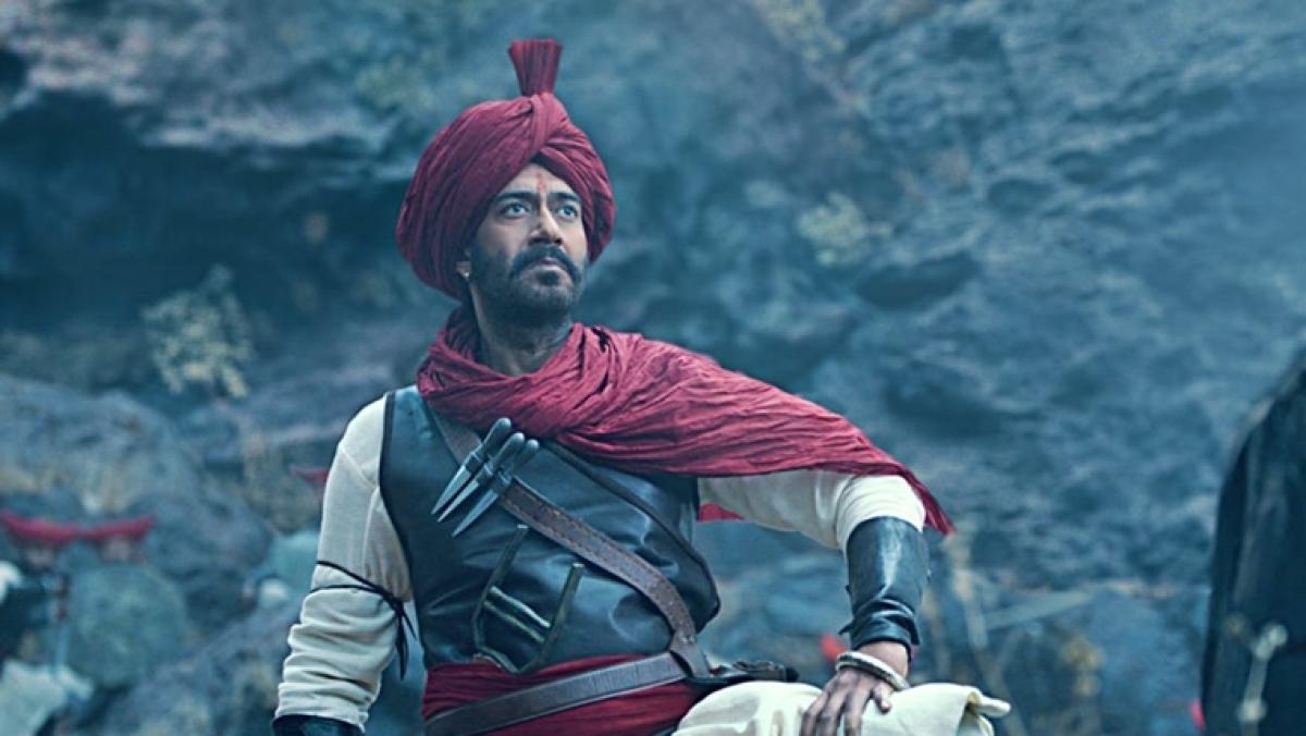 'Tanhaji: The Unsung Warrior' Movie Review - Ajay Devgn starrer is a visual treat