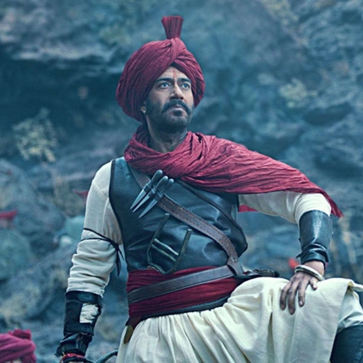 Tanhaji: The Unsung Warrior: Ajay Devgn's magnum opus mints Rs 61.93 crore over weekend