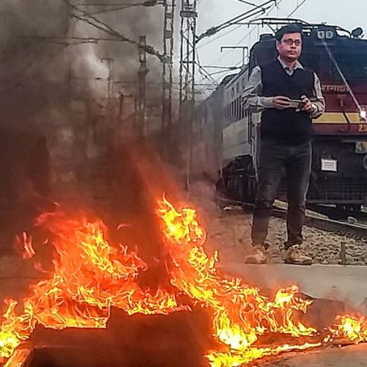 Bengal protests: Railways loses Rs84cr