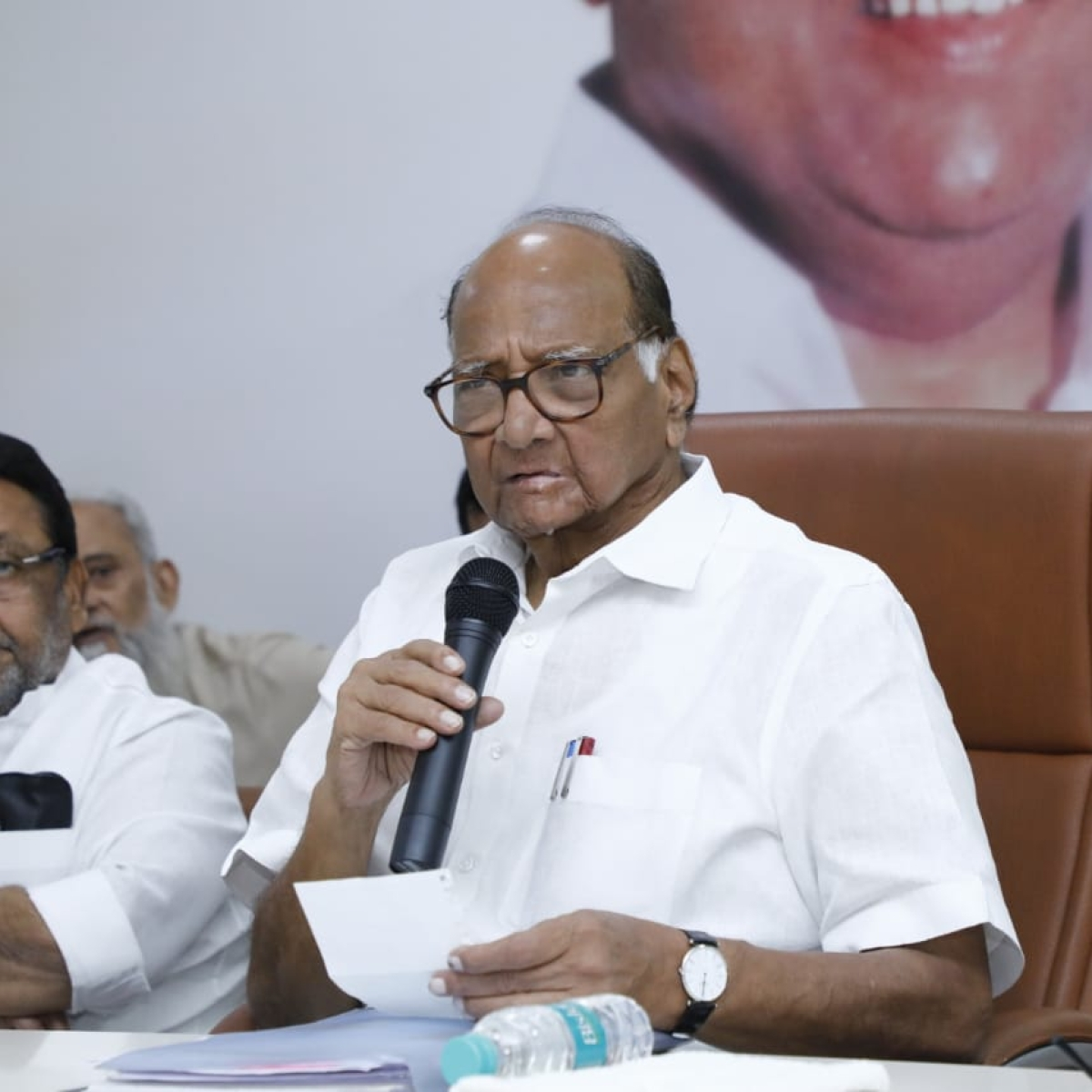 'Shocking, needs immediate review': Sharad Pawar writes to GoI demanding rollback of fertilizer price hike