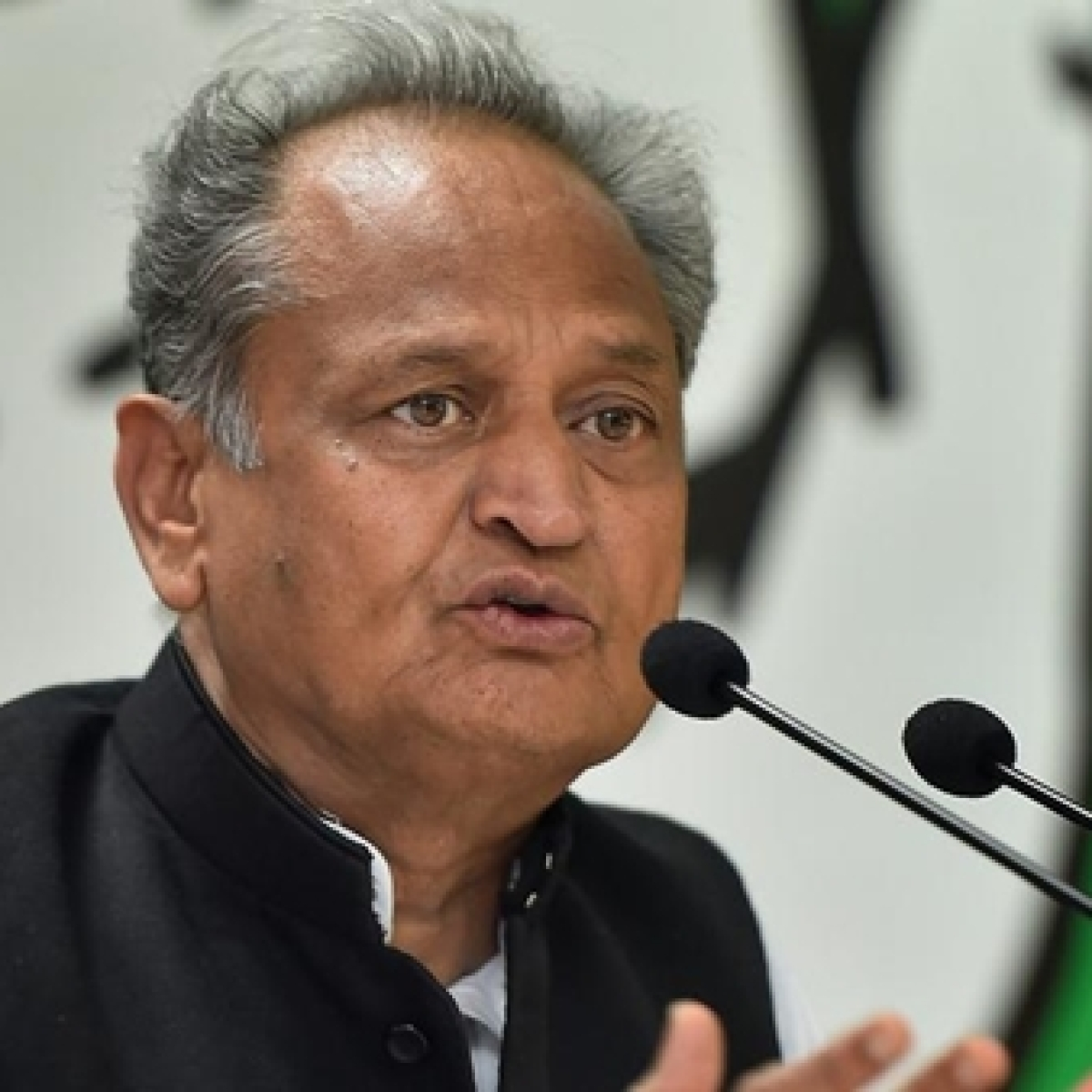 Ashok Gehlot slams Centre over agri protest, says farmers forced to welcome New Year out on roads