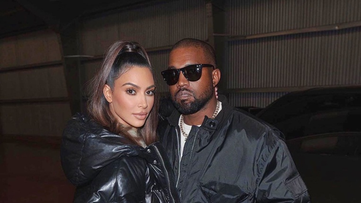 Kim Kardashian sued over a romantic picture with Kanye West on Instagram
