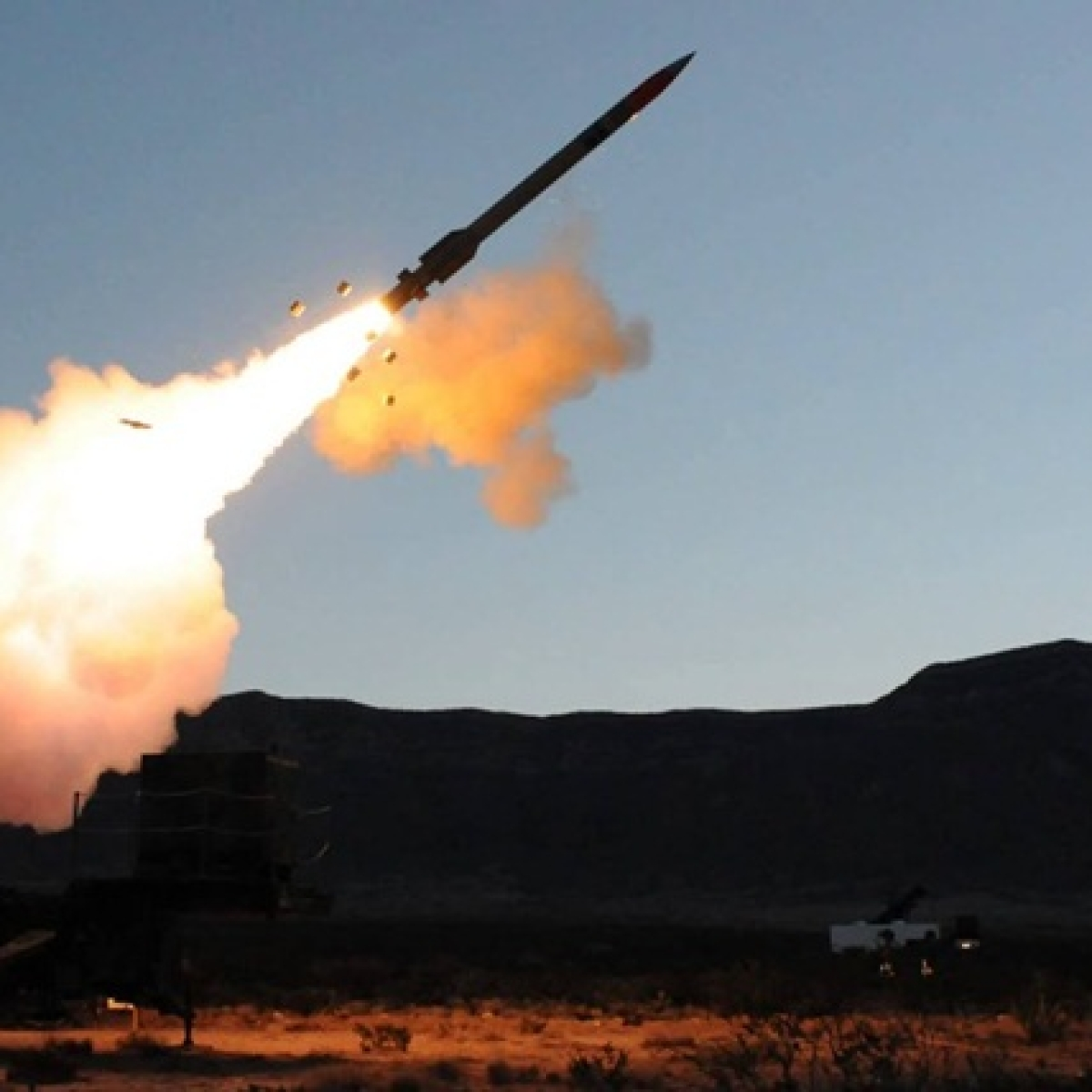 Rockets hit Iraq base hosting US troops: Military