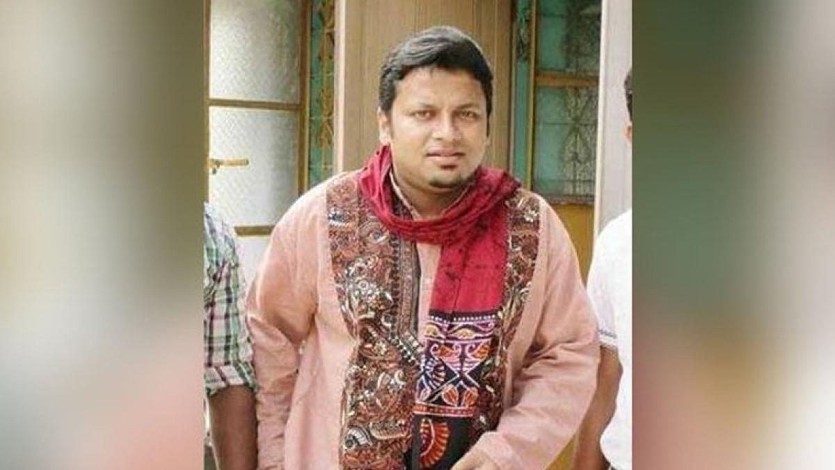 BJP leader Anupam Hazra booked for 'beating up' man, 'molesting' girlfriend in Kolkata pub