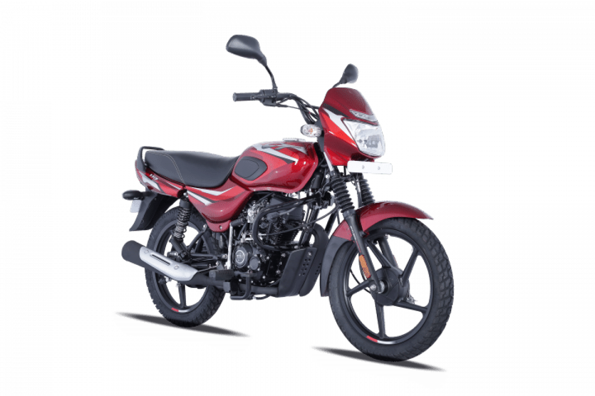 Bajaj Rolls Out BS6 Platina, CT100 And CT110