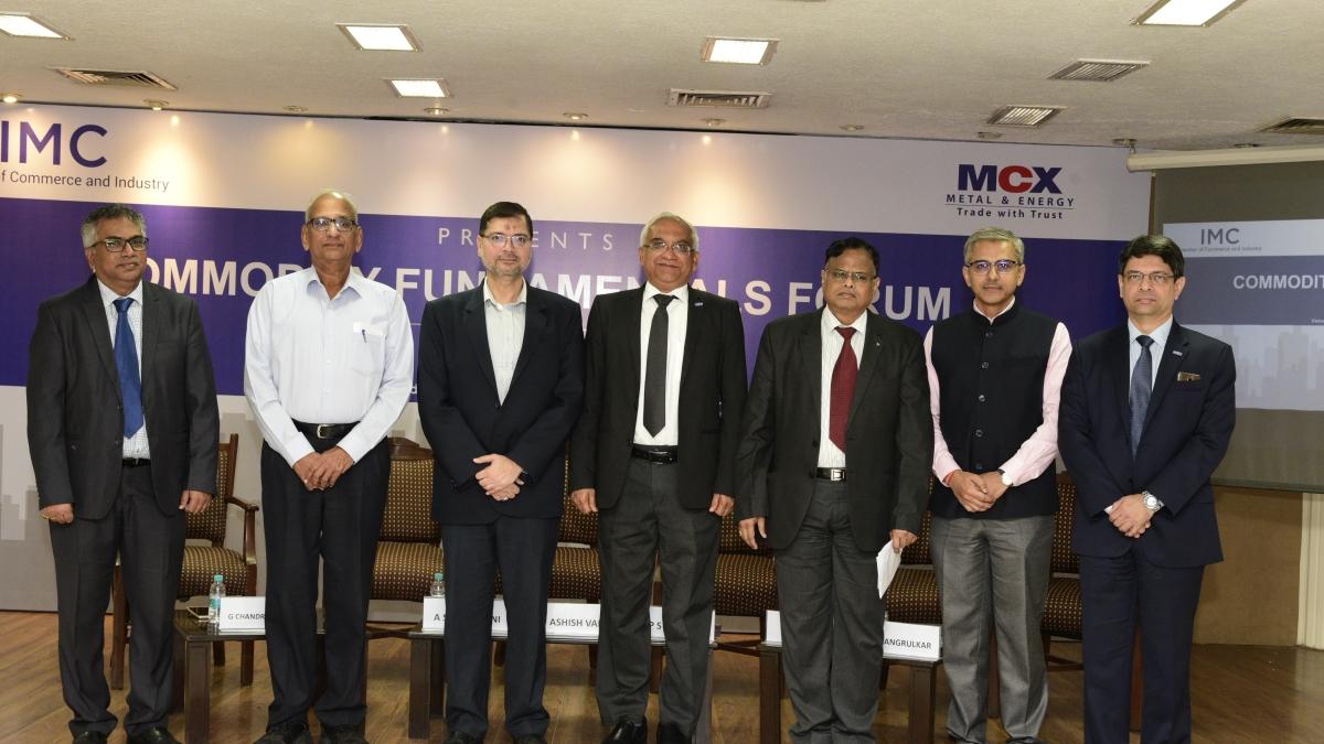 IMC, MCX organise Commodity Market Fundamentals Forum