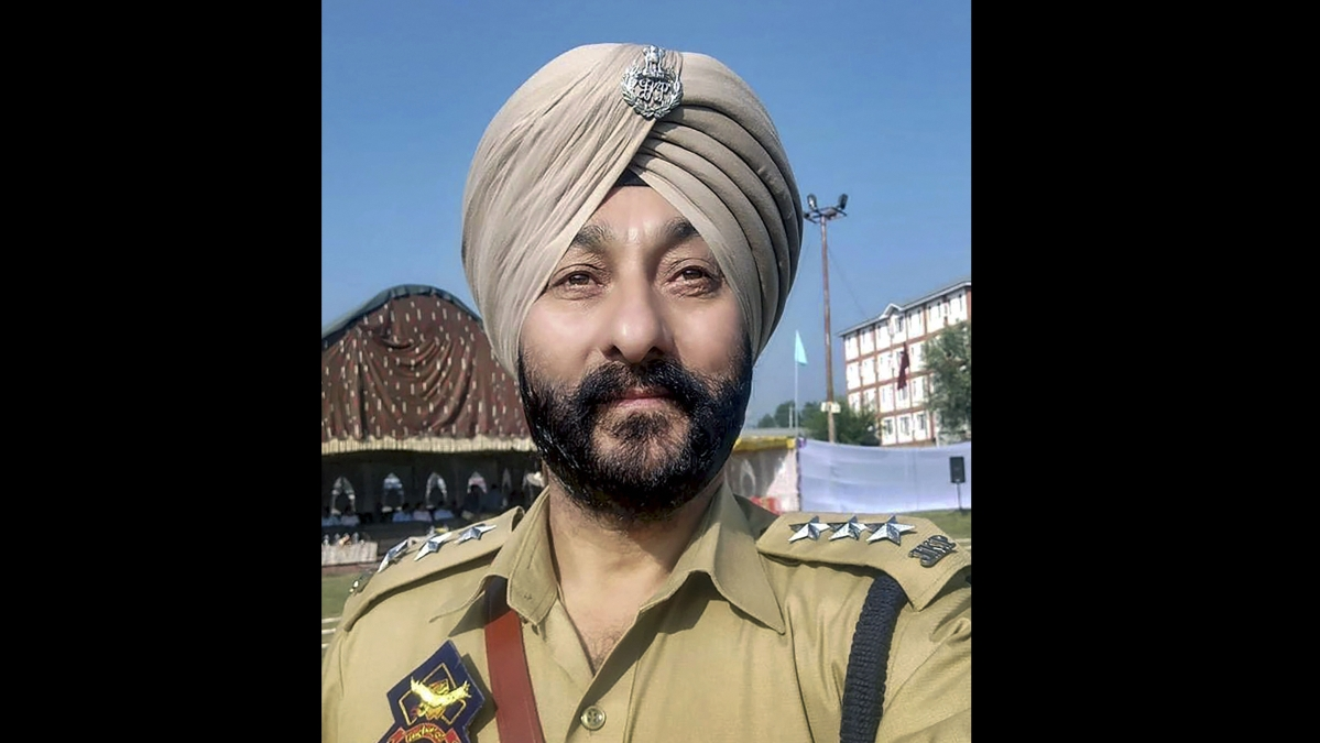 Arrested DSP Davinder Singh's 2005 letter for terrorist to be probe by NIA