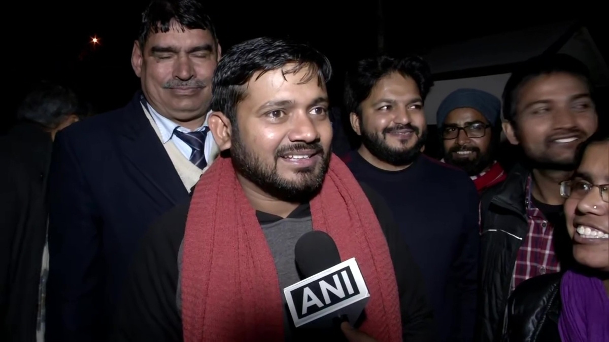 'Proud to be called the leader of Tukde-Tukde gang, govt has chosen wrong enemy': Kanhaiya Kumar