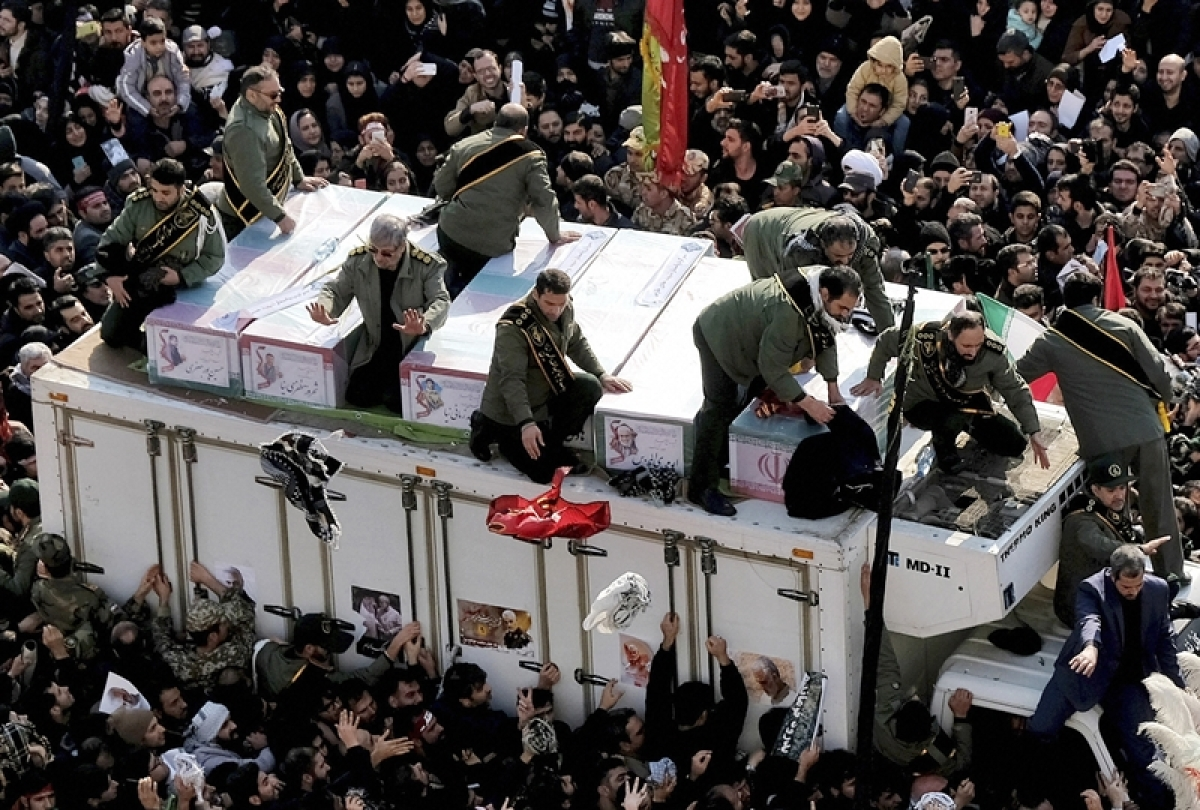 Iran has Donald Trump assets on radar