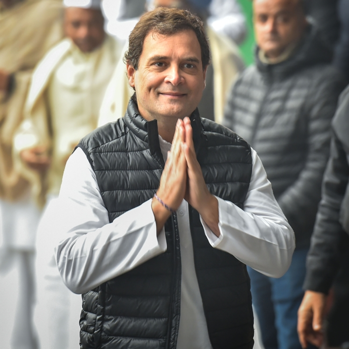 'I am saddened by the news': Rahul Gandhi condole deaths of 20 people in UP bus accident